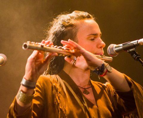 Sára Kovács @ Wazemmes l'Accordeon festival, 2019