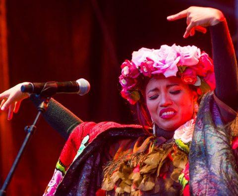 Les Grands Bals avec Alejandra Robles @ Wazemmes l'Accordeon festival, 2019